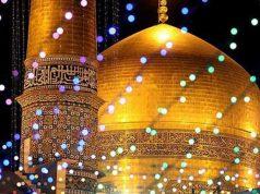 Imam Rida (AS), Imam Kazim (AS), Jorasan