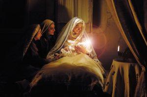 EL nacimiento y la infancia de Muhammad (P)