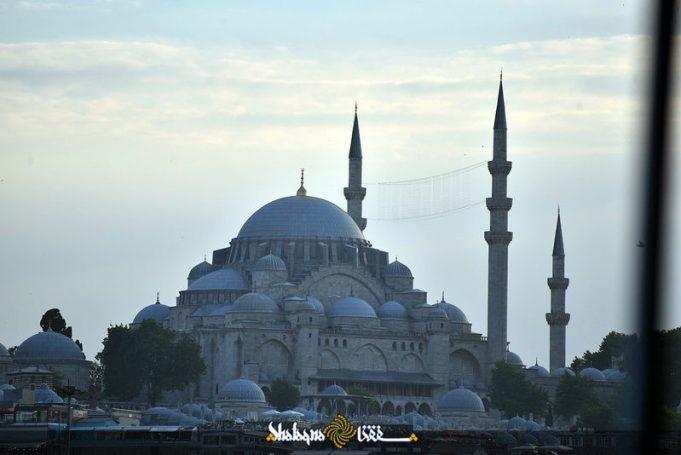 La arquitectura llamativa y hermosa de las mezquitas en Turquía