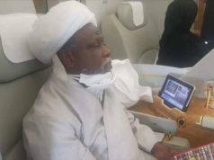 Ibrahim Al-Zakzaky, IMN, Nigeria, Arabia Saudí, EAU