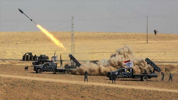 Irak, Israel, Al-Hashad Al-Shabi