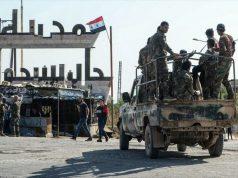 Siria, Idlib, Hama, Jan Sheijun, Bashar al-Asad