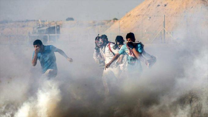Israel, Gaza, MarchadelRetorno, ONU