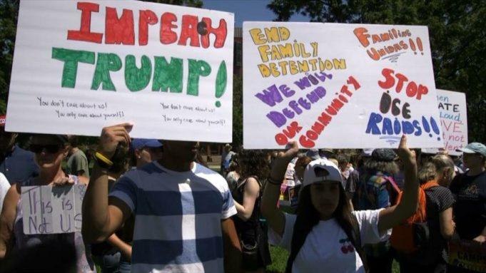 inmigrantes, Donald Trump, racismo, EE.UU.