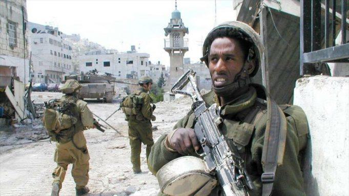 soldados israelíes, Israel