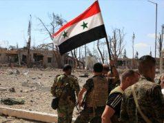 Siria, Idlib, Frente Al-Nusra,
