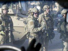 Estados Unidos, Daesh, Irak