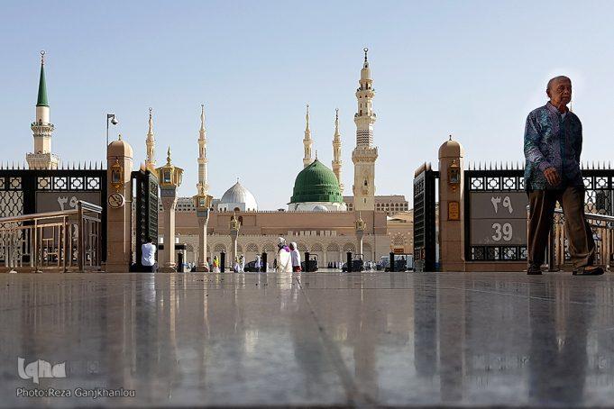 Medina, Arabia Saudita, Profeta Mohammad