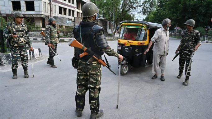 India, Pakistan, Cachemira