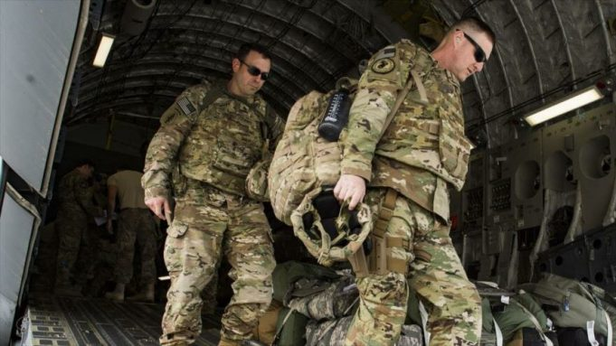 Daesh, Irak, EE.UU.,