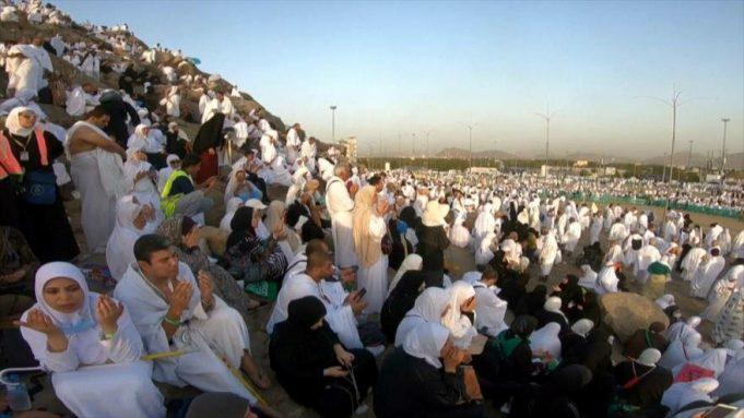 Hayy. Eid al-Adha, Monte Arafat