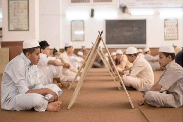 Argelia, Coran, cursos coránicos