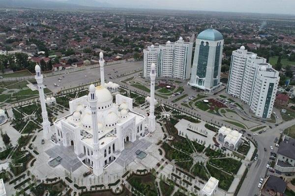 Europa, Chechenia, mezquita