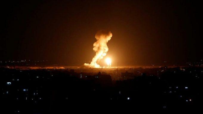 Gaza, Gran marcha el retorno, Israel, HAMAS