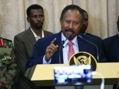 Sudán, Abdulá Hamdok , Omaral-Bashir