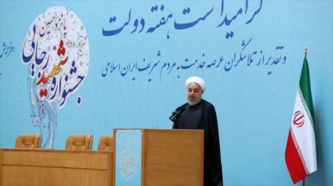 Hasan Rohani, Iran, PIAC