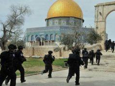 Israel, LA, Mezquita Al-Aqsa
