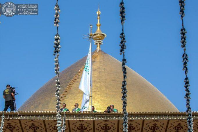 Imam Ali, Najaf, Eid Ghadir Jum