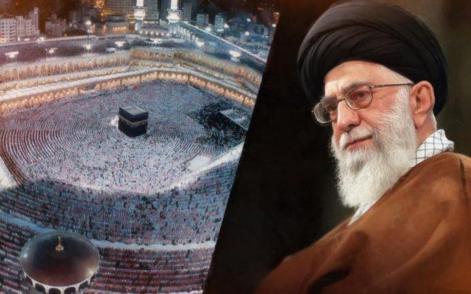 Seyed Alí Jameneí, Hayy, Islam, palestina