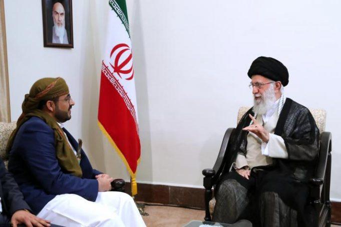 Iran, Ayatolá Jameneí, Ansarolá