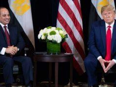 Egipto, Abdul Fatah al-Sisi, , Donald Trump