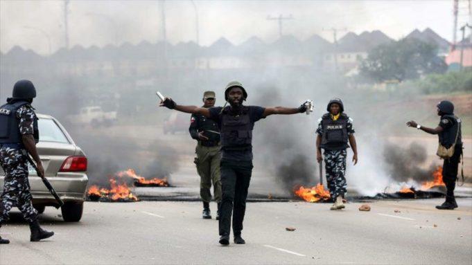 Nigeria, Ashura , IMN