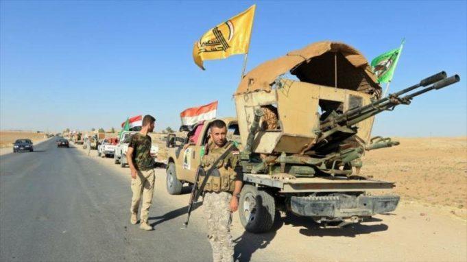 Irak , Al-Hashad Al-Shabi