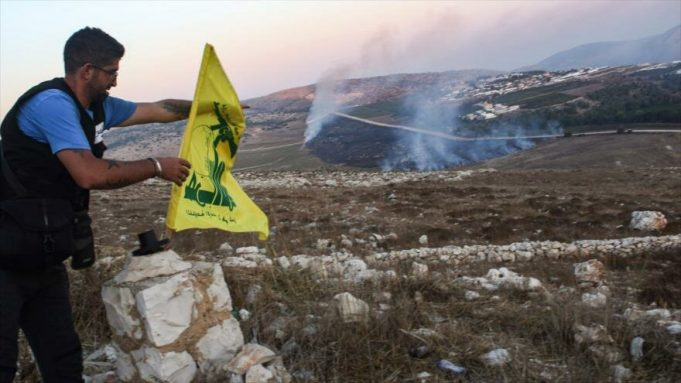 BenjamínNetanyahu, Hezbolá,