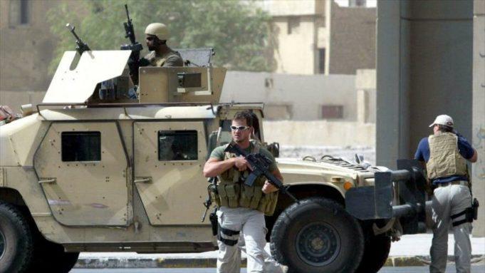 Irak, EE.UU.
