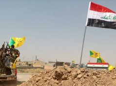 Irak; Al-Hashad Al-Shabi; Siria