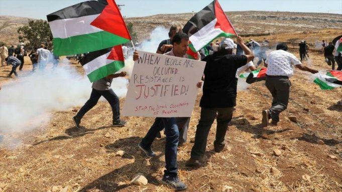 Benjamin Netanyahu, Israel, Cisjordania