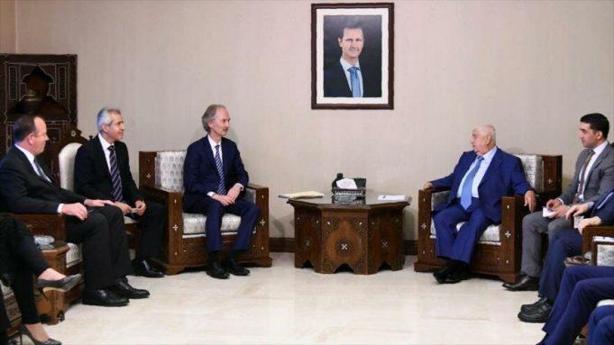 Siria, ONU, AGNU