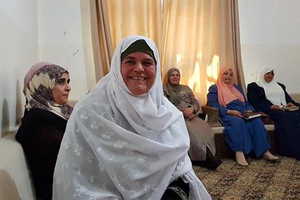 Corán, memorizar todo el Corán, mujeres palestinas