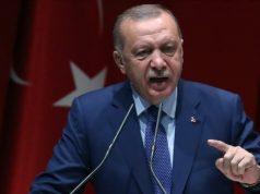 Recep Tayyip Erdogan, Siria, UE