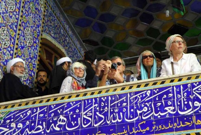 Yazd, Ashura, Muharram