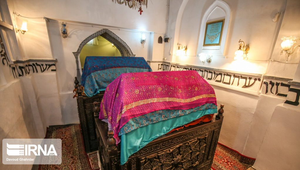 Tumba de Ester y Mordejai, Iran