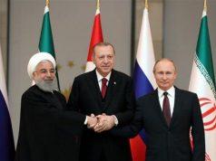 Iran, Hasan Rohani, Siria, Turquía, Rusia