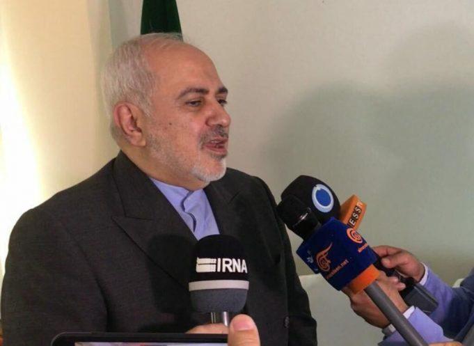 Mohammad Javad Zarif, Iran, Donald Trump, EEUU