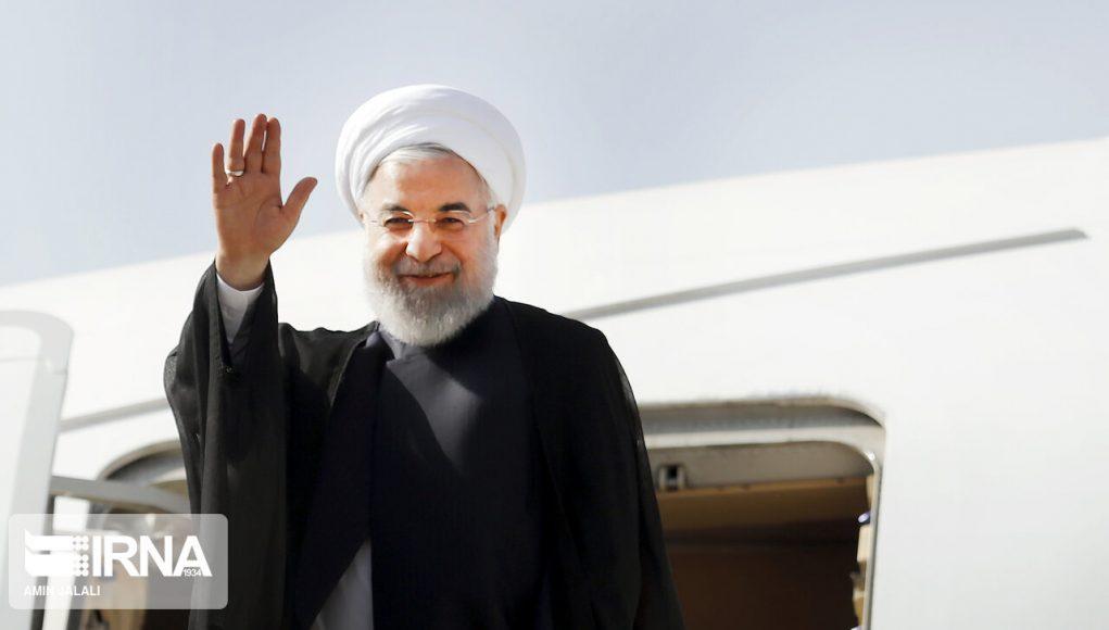 Hasan Rohani, Golfo Pérsico, AGNU, Iran