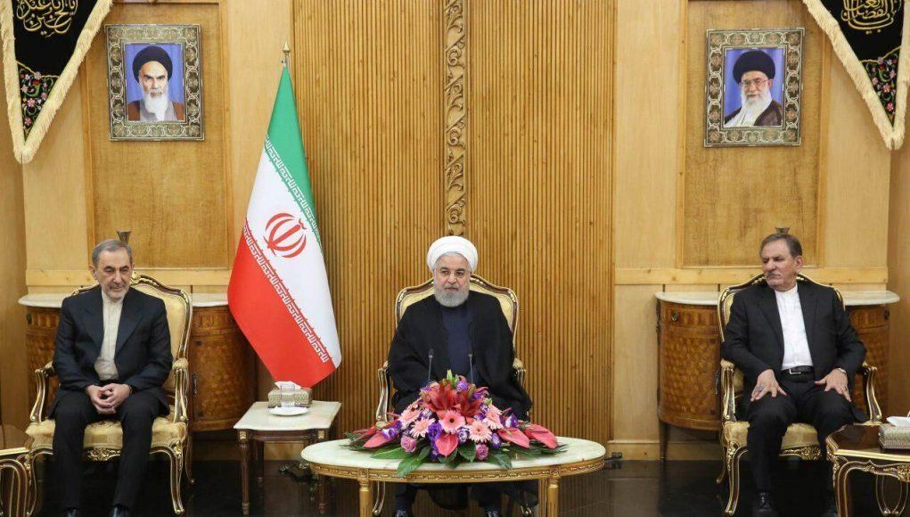 Hasan Rohani, Paz de Ormuz', AGNU, Golfo Pérsico