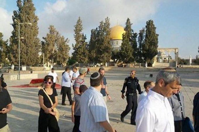 Mezquita Al-Aqsa, Palestina