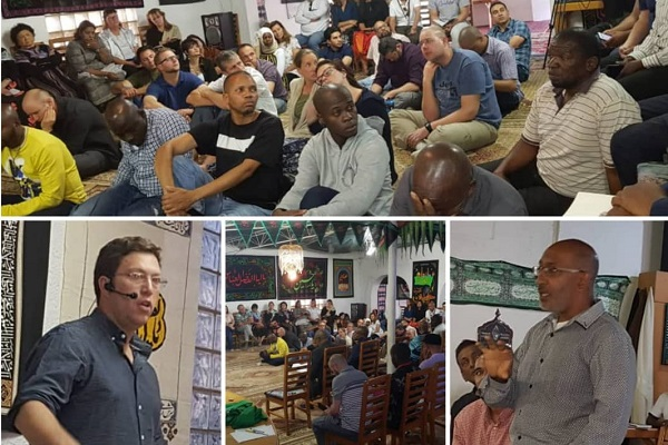 Sudáfrica, Johannesburgo, Islam, cristianismo