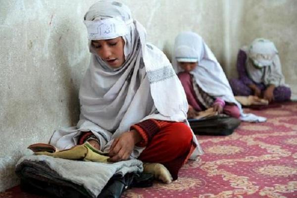 Afganistán, escuelas coránicas