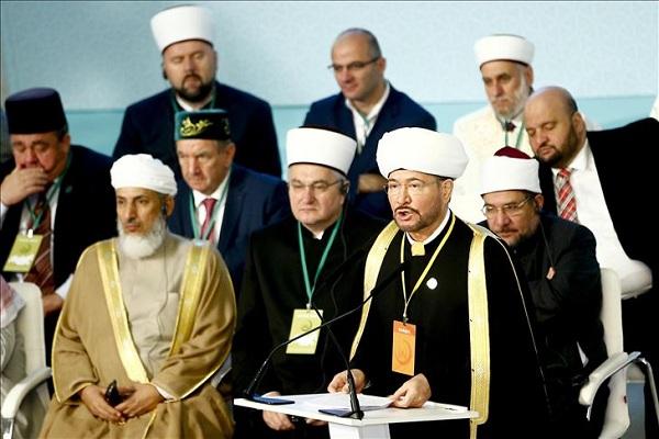 Rusia, mezquita de Moscú