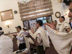 Iran, Año Nuevo judío