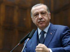 Recep Tayyip Erdogan, Turquía , Estados Unidos