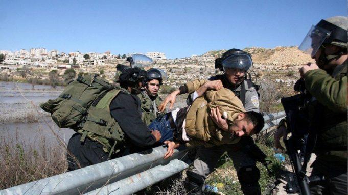 Cisjordania,Israel, palestinos
