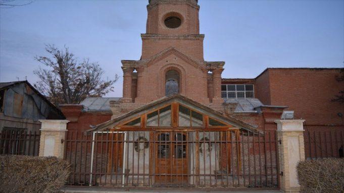 Iglesia Cantor, Iran, Qazvin