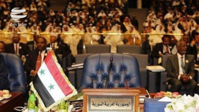 Irak, Siria, Liga Árabe