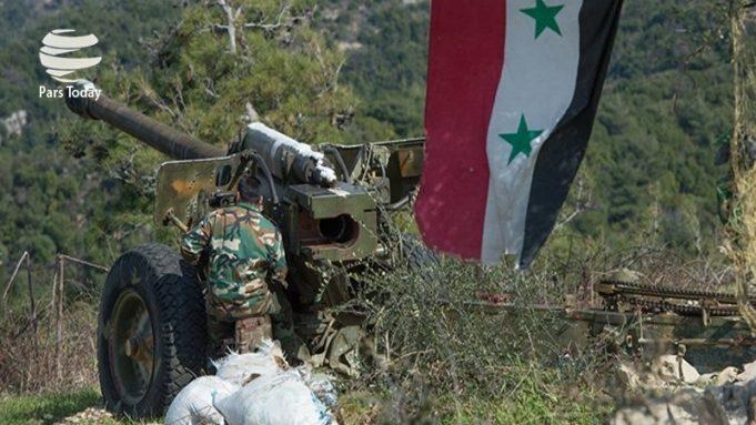 Siria, Daesh